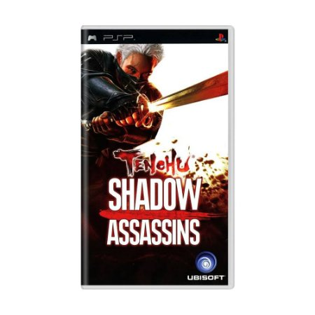 Jogo Tenchu: Shadow Assassins - PSP