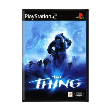 Jogo The Thing - PS2