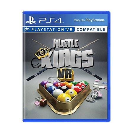 Jogo Hustle Kings VR - PS4