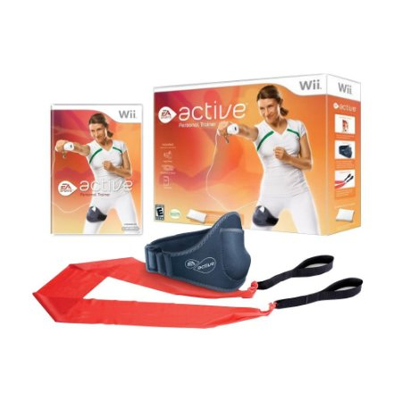 Jogo EA Sports Active: Personal Trainer - Wii