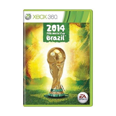 Jogo 2014 FIFA World Cup Brazil - Xbox 360