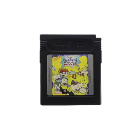 Jogo The Rugrats Movie - GBC