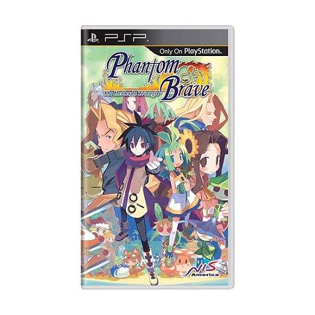 Jogo Phantom Brave: The Hermuda Triangle - PSP (Lacrado)