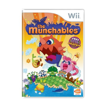 Jogo The Munchables - Wii