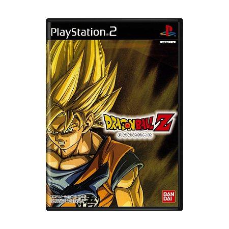 Jogo Dragon Ball Z: Budokai - PS2 (Japonês)