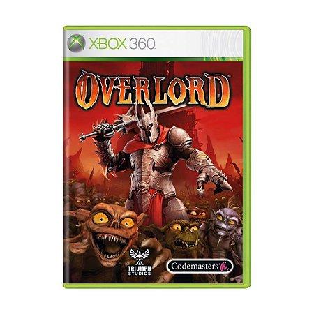 Jogo Overlord - Xbox 360