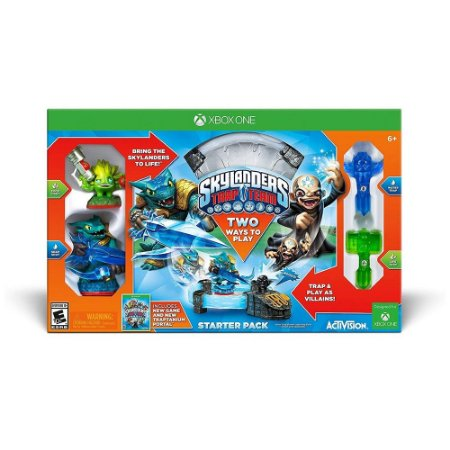Jogo Skylanders: Trap Team (Starter Pack) - Xbox One