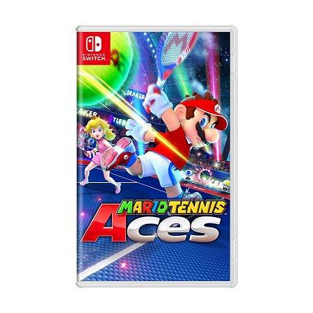 Jogo Mario Tennis Aces - Switch