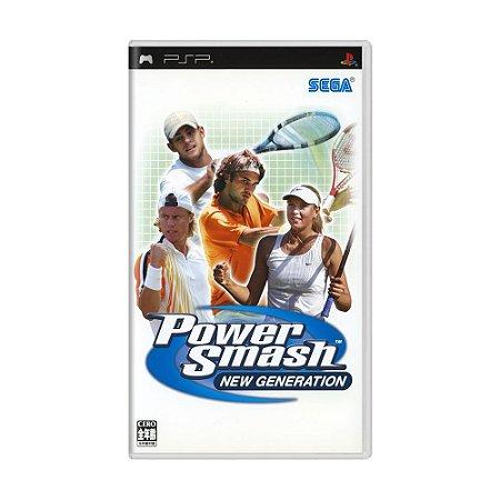 Jogo Power Smash: New Generation - PSP