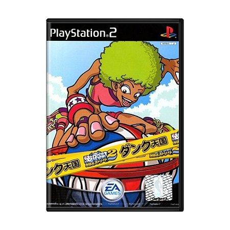 Jogo NBA Street Vol. 2 - PS2 (Japonês)
