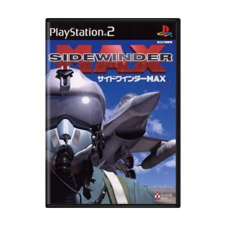 Jogo Sidewinder Max - PS2 (Japonês)