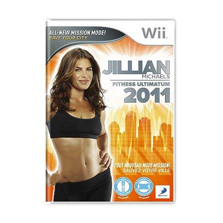 Jogo Jillian Michaels Fitness Ultimatum 2011 - Wii