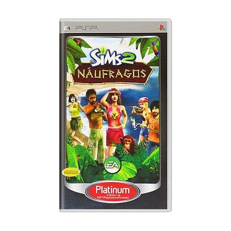 Jogo Os Sims 2: Náufragos - PSP