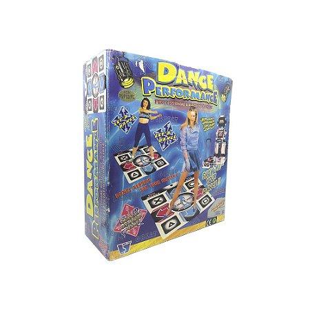 Tapete de Dança Dance Performance - Professional Dancing Machine - PS1