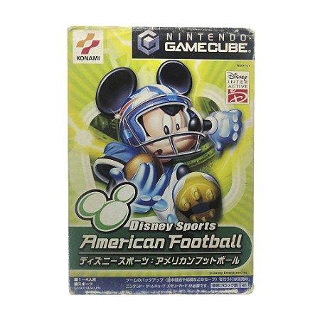 Jogo Disney Sports: American Football - GameCube (Japonês)
