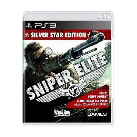 Jogo Sniper Elite V2 (Silver Star Edition) - PS3