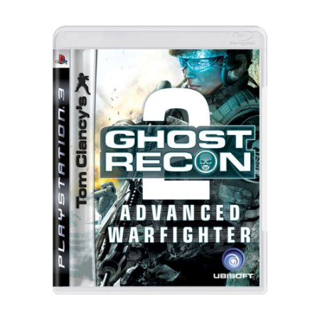 Jogo Tom Clancy's Ghost Recon Advanced Warfighter 2 - PS3
