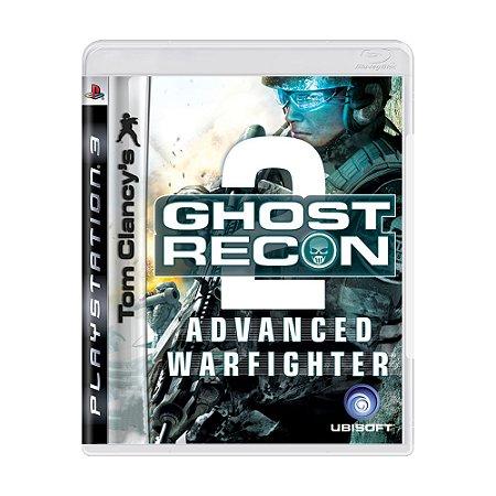 Jogo Tom Clancy's Ghost Recon Advanced Warfighter 2 - PS3