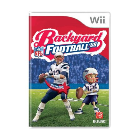 Jogo Backyard Football - Wii