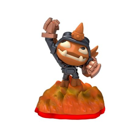 Boneco Skylanders Trap Team: Small Fry