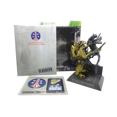 Jogo Aliens: Colonial Marines (Collector's Edition) - Xbox 360