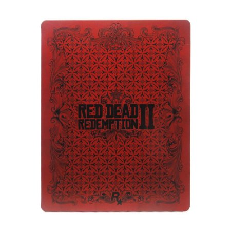 Jogo Red Dead Redemption 2 (SteelCase) - Xbox One