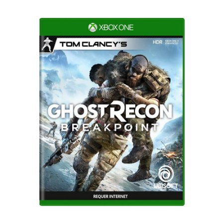 Jogo Tom Clancy's Ghost Recon Breakpoint - Xbox One