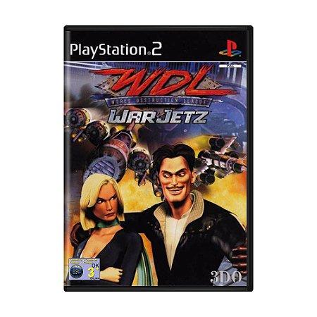Jogo World Destruction League: War Jetz - PS2 (Europeu)