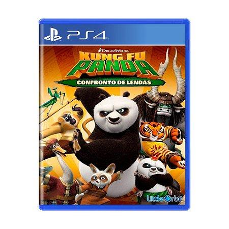 Jogo Kung Fu Panda: Confronto de Lendas - PS4