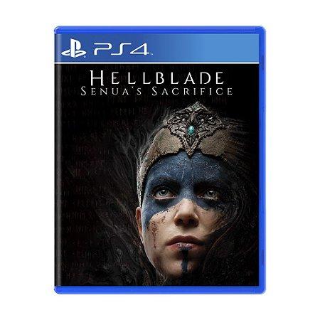 Jogo Hellblade: Senua's Sacrifice - PS4