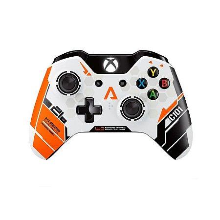 Controle Microsoft (Edição Limitada TitanFall) - Xbox One