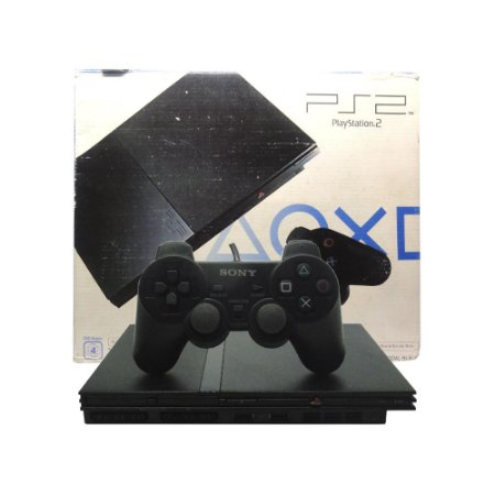Console PlayStation 2 Slim - Sony