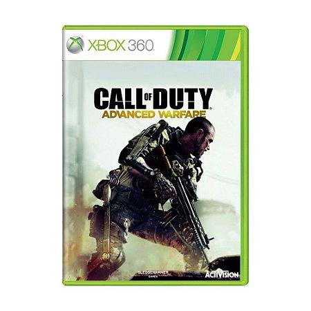 Jogo Call of Duty: Advanced Warfare - Xbox 360