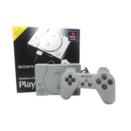 Console PlayStation 1 Classic - Sony