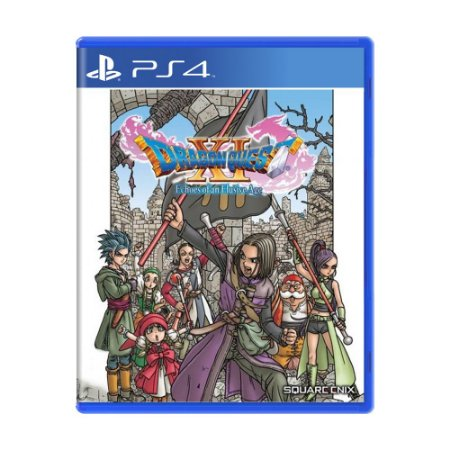 Jogo Dragon Quest XI: Echoes of an Elusive Age - PS4