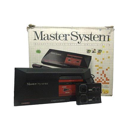 Console Master System - Sega