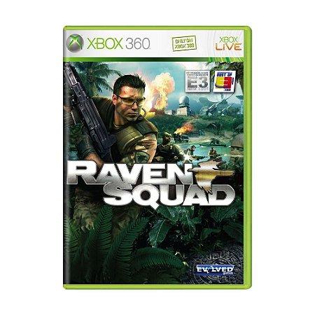 Jogo Raven Squad: Operation Hidden Dagger - Xbox 360