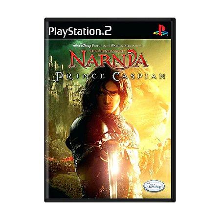 Jogo The Chronicles of Narnia: Prince Caspian - PS2