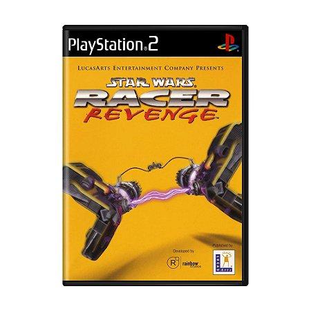Jogo Star Wars: Racer Revenge - PS2