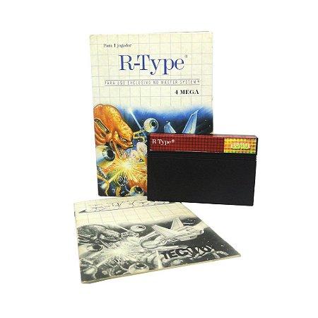 Jogo R-Type - Master System