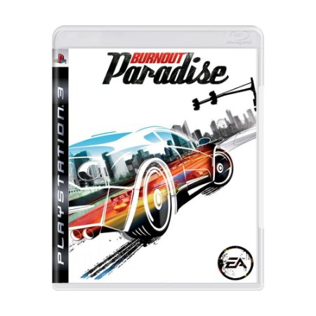 Jogo Burnout Paradise - PS3