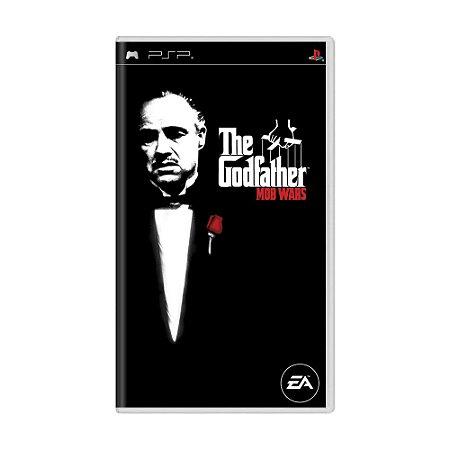 Jogo The Godfather: Mob Wars - PSP