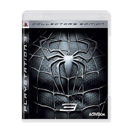 Jogo Spider-Man 3 (Collector's Edition) - PS3