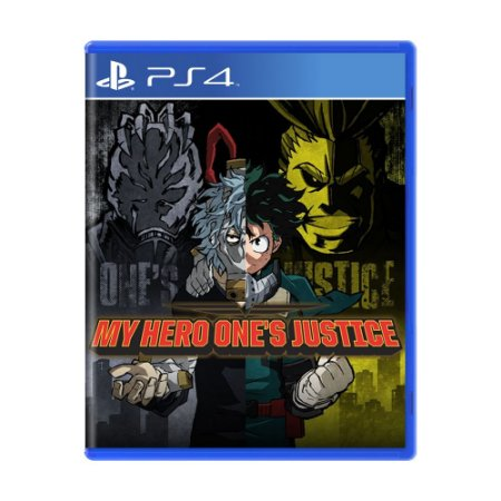 Jogo My Hero One's Justice - PS4