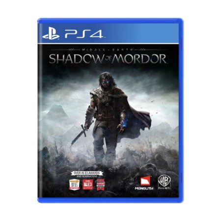 Jogo Middle-earth: Shadow of Mordor - PS4