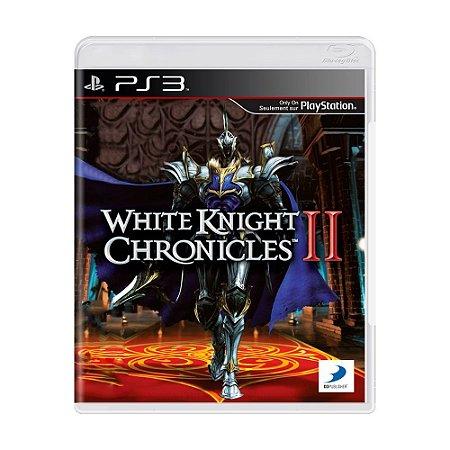 Jogo White Knight Chronicles II - PS3