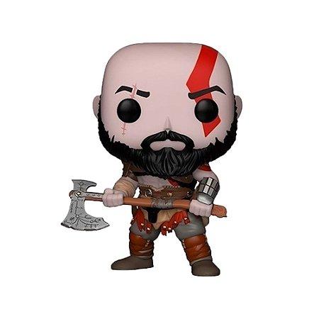 Boneco Kratos 269 God of War - Funko Pop