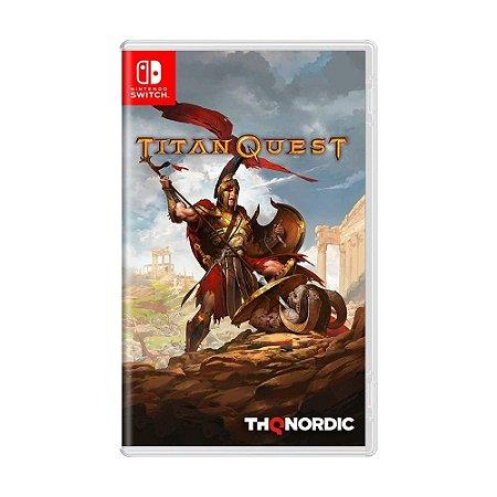 Jogo Titan Quest - Switch
