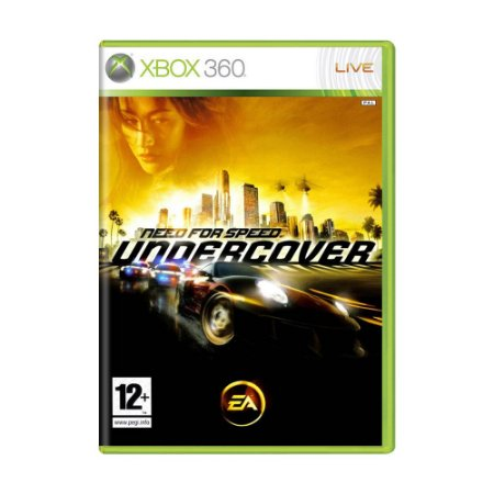 Jogo Need for Speed Undercover - Xbox 360 (Europeu)