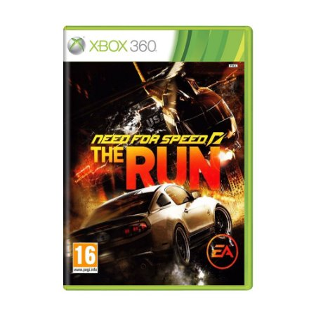 Jogo Need for Speed: The Run - Xbox 360 (Europeu)
